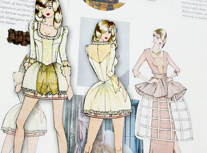 Famoso Stilista di Moda - Creative Lab Trend SI85