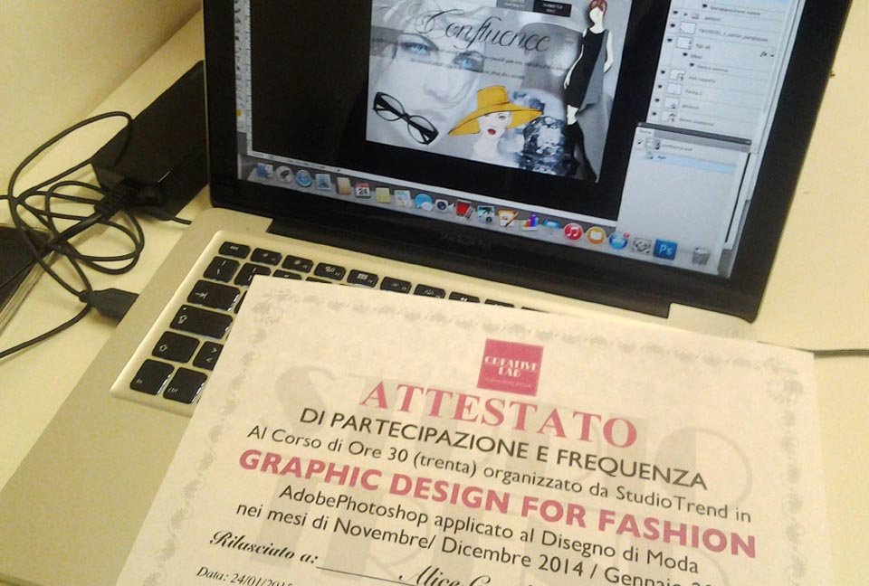 Fashion Graphic Design 1